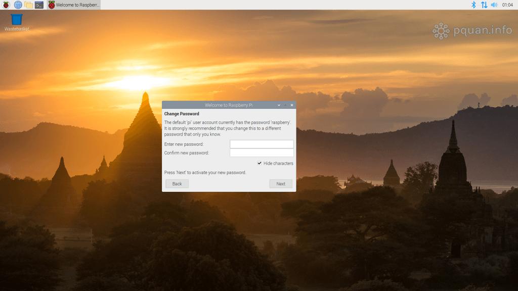Raspberry Pi 4: Cài đặt hệ điều hành Raspbian 5